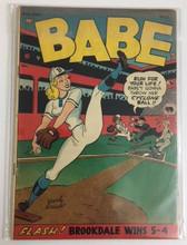 Babe #2  (1948, Prize) VG 4.0 CFO-  GGA Baseball cover