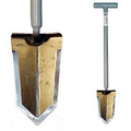 LESCHE T HANDLE SAMPSON SHOVEL