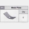 32-535WCBP1 Metal Plate
