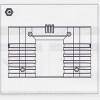 37-535WCBPPC Plastic Part C (Wired Control Box)