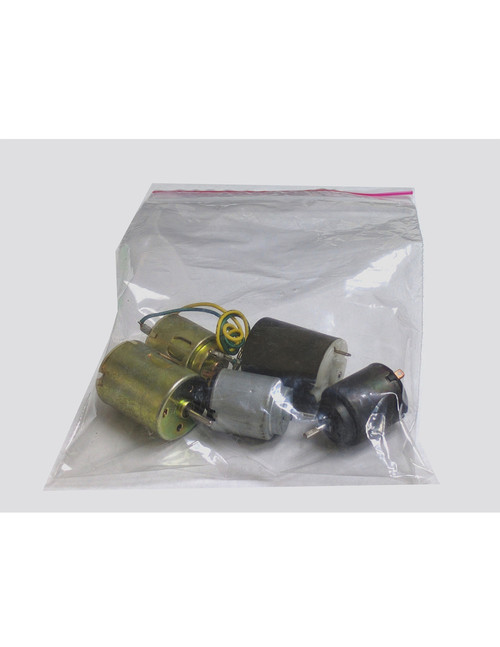 Assorted DC Motors Pack