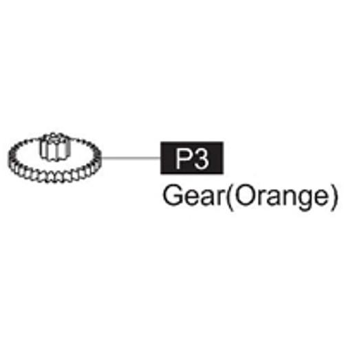 03-61600P3 Gear (Orange)