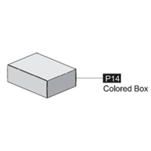14-61600P14 Colored Box