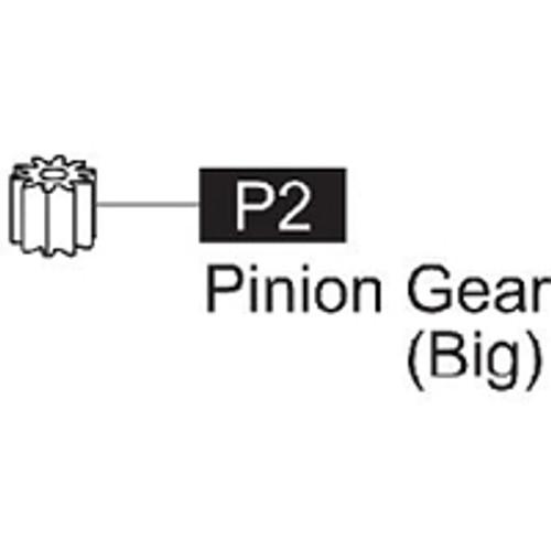 02-61700P2 Pinion Gear (Big)