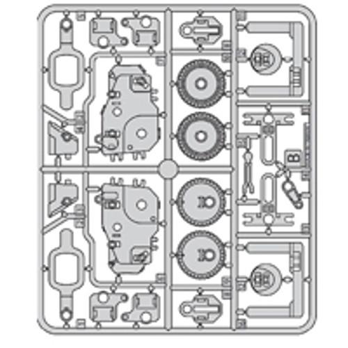 11-61700PPB Plastic Part B
