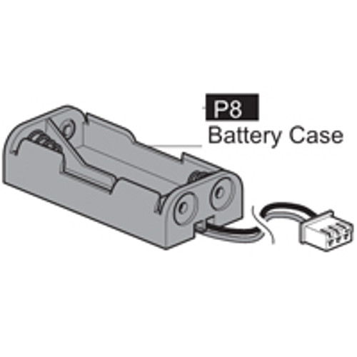 08- 6400P8 - BATTERY CASE