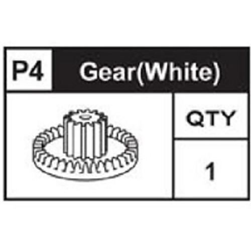 04-89200P4  Gear (White)