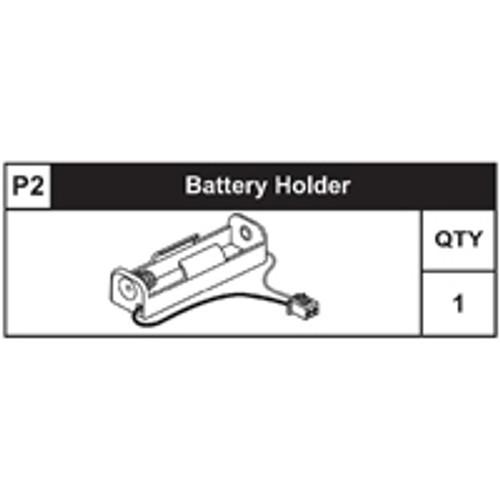 02-89100P2  Battery Holder