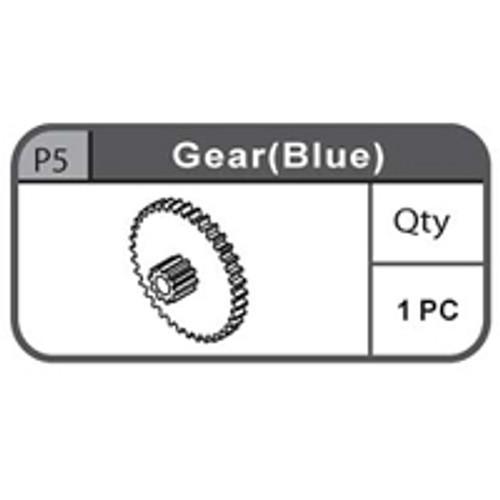 05-66900P5 GEAR (BLUE)