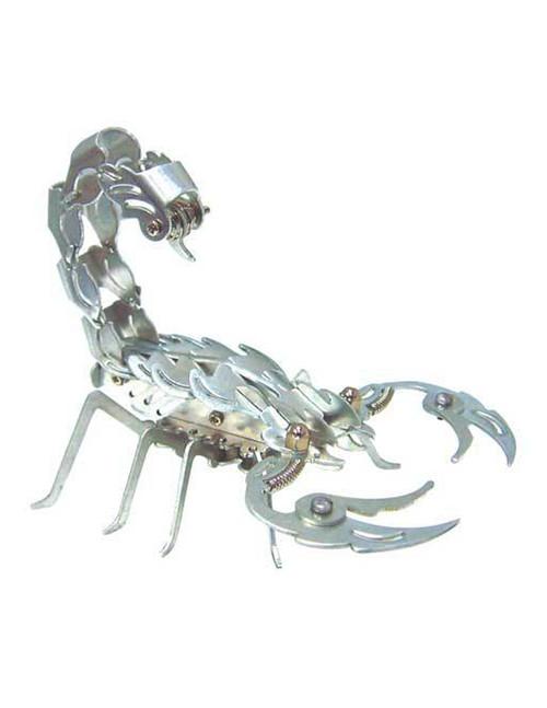 Samurai Scorpion