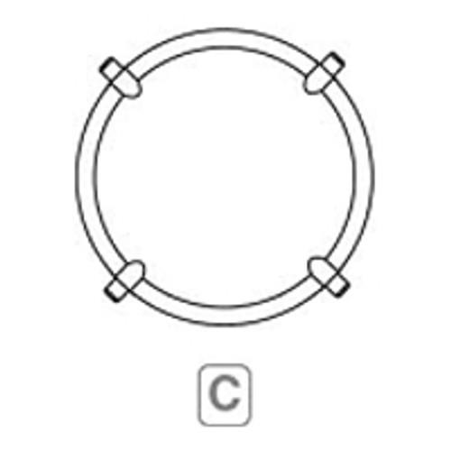 14 - 66900PPC Plastic Part C