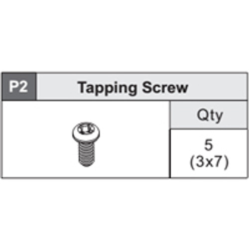 02-536WCBP2 Tapping Screw