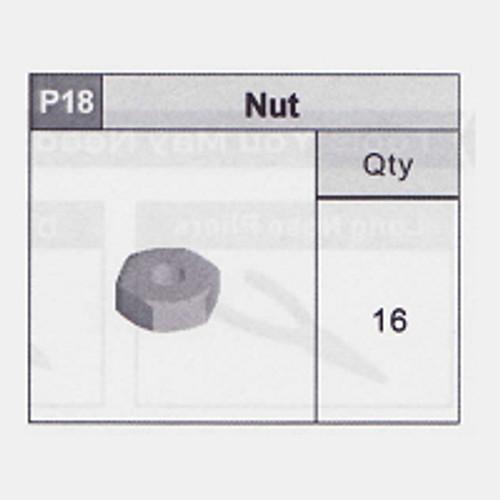 18-5350P18 Nut