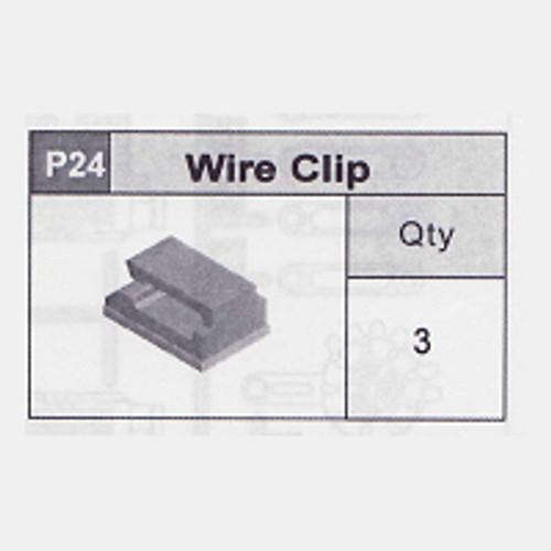 24-5350P24 Wire Clip