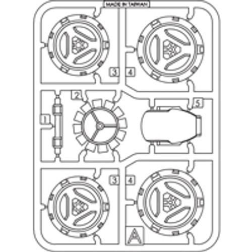 09-75400PPA  Plastic Part A