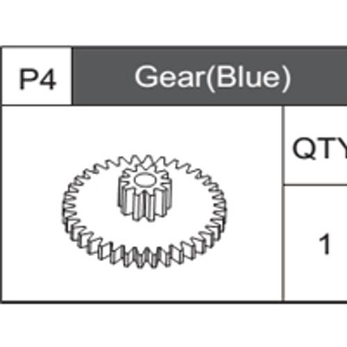 04-75300P4 Gear (Blue)