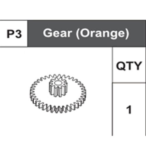 03-75100P3 Gear (Orange)