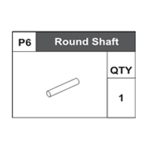 06-75100P6 Round Shaft