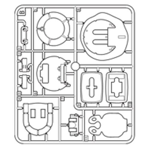 11-69100PPB Plastic Part B