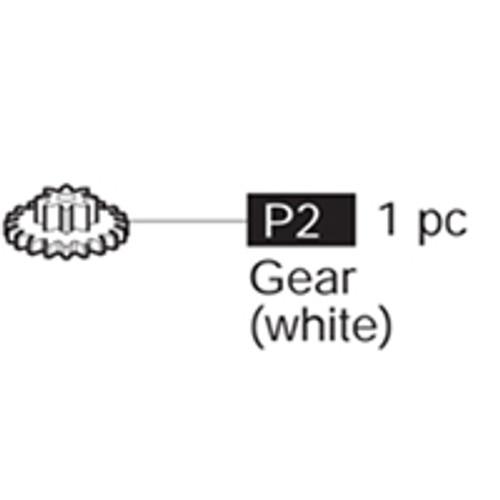 02-69000P2 Gear (White)