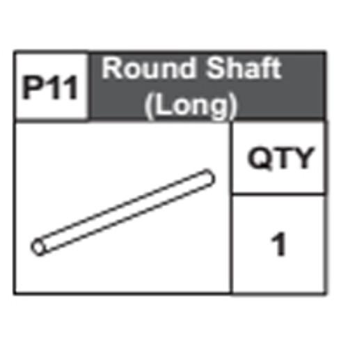 11-68300P11 Round Shaft (Long)