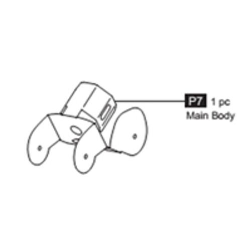 07-68100P7 Main Body