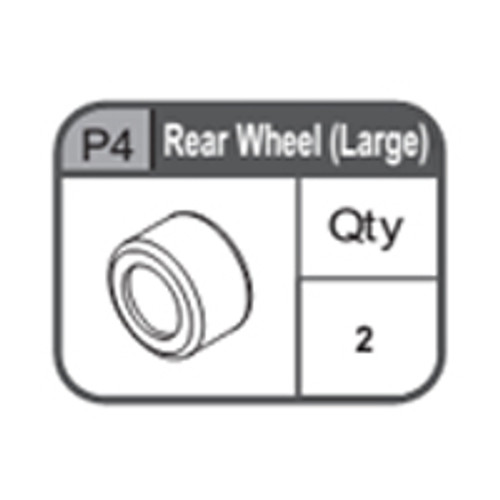 04-67400P4 Rear Wheel (Large)