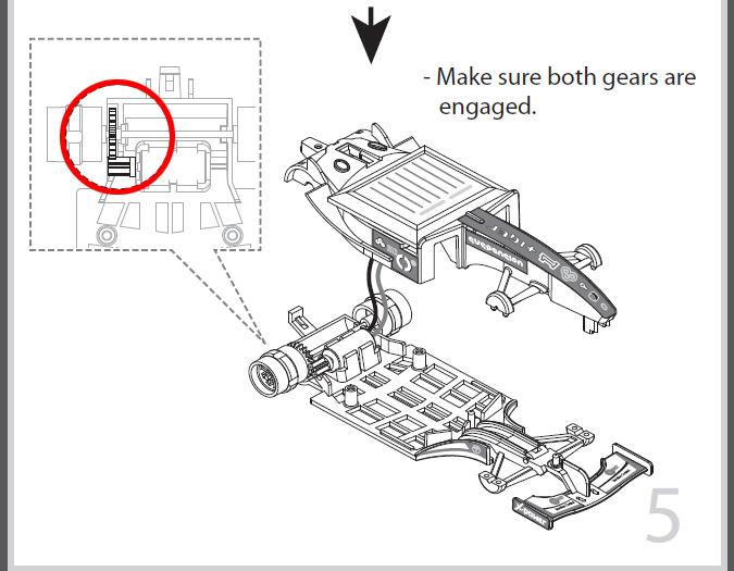 solar robot assembly instructions