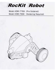 Rockit Robot Manual