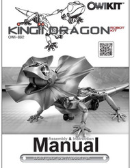 Kingii Dragon Robot Manual