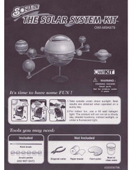 The Solar System Manual