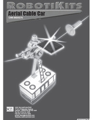Aerial Cable Car Manual