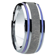 8 mm 5-Star Collection, Titanium/Black Meteorite - M920FS