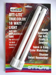 Replacement light bulb for Olfa Tru-Color 18 watt lights Model # OLPL18TC