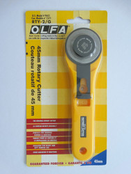 Olfa Right/Left Handed Rotary Cutter Model # RTY-2/G