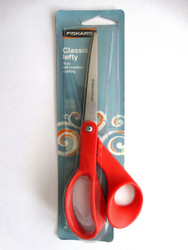 Fiskars Scissors For Left Handed Cutting Model #9450