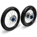 Hardcore Complete Wheel Set - Yamaha YZ125/250F