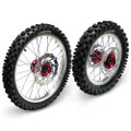 Hardcore Complete Wheel Set - Honda CRF150R