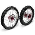 Hardcore Complete Wheel Set - Honda CRF150R