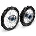 Hardcore Complete Wheel Set - Yamaha YZ85 - BW