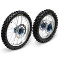 Hardcore Complete Wheel Set - Yamaha YZ85 - BW