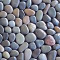 Toemi pebbles Bali black grey