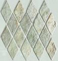 Spanish Moss Harlequin slate mosaic