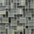 DaVinci glass tile handicraft II Magic series Black Sea