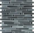 DaVinci glass tile handicraft II Linear series Lagoon