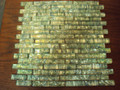 Equinox glass tile Abalone linear
