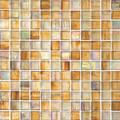 Puccini glass tile Watercolor Primrose