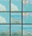 White Horse glass tile Metropolis 148