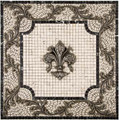 Acanthus Deluxe Medallion 24 inches