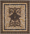 Grand Regency Mosaic Medallion